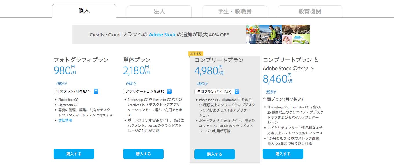 データを消しても増えない…!?『Creative Cloud』の空き容量について。