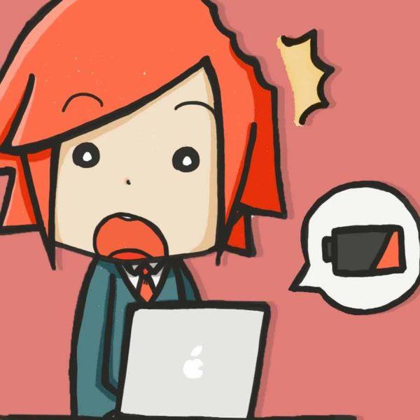 【検証】MacBookをクラムシェルで使うと、本当にバッテリー劣化が早いのか。