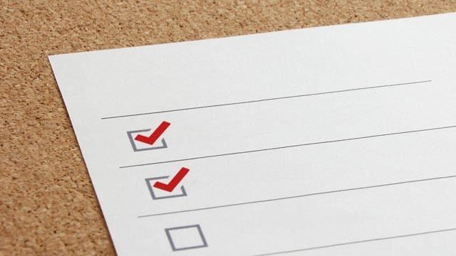「やる事リスト」よりも「やらない事リスト」を作ると効率が上がるよ。
